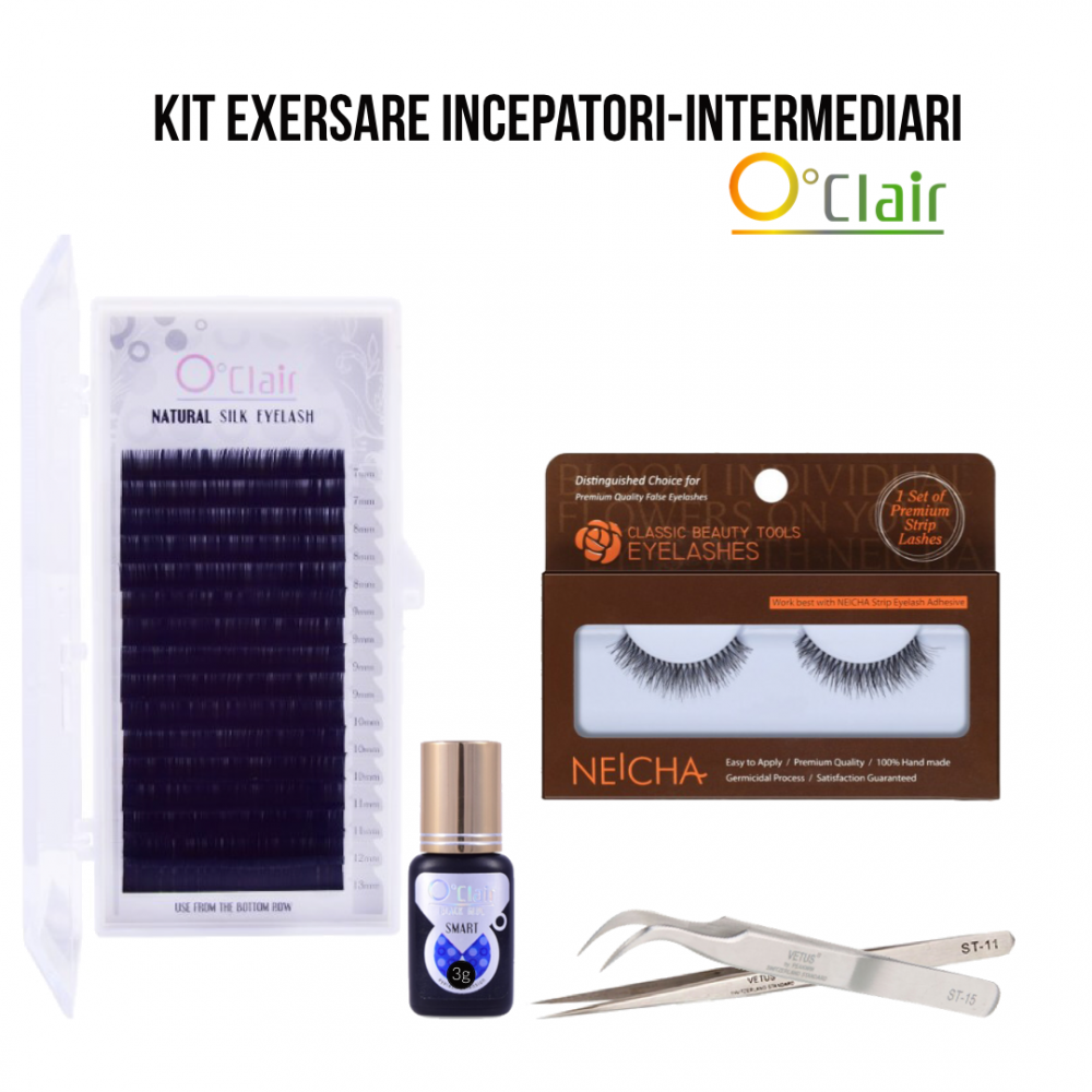 KIT EXERSARE INCEPATORI-INTERMEDIARI