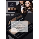 BLAN SHUTTE EYEBROW PALETTE 3 COLORS