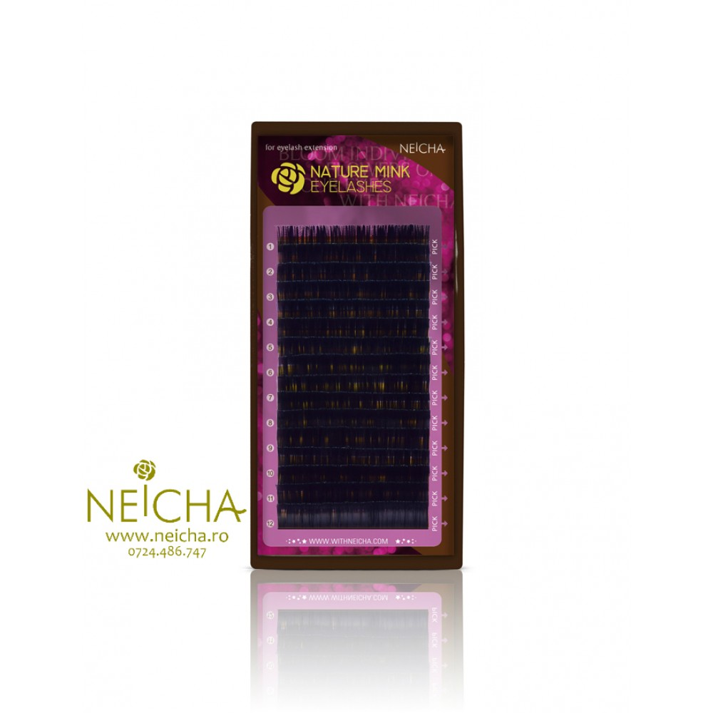 NEICHA NATURE MINK LASHES MIX