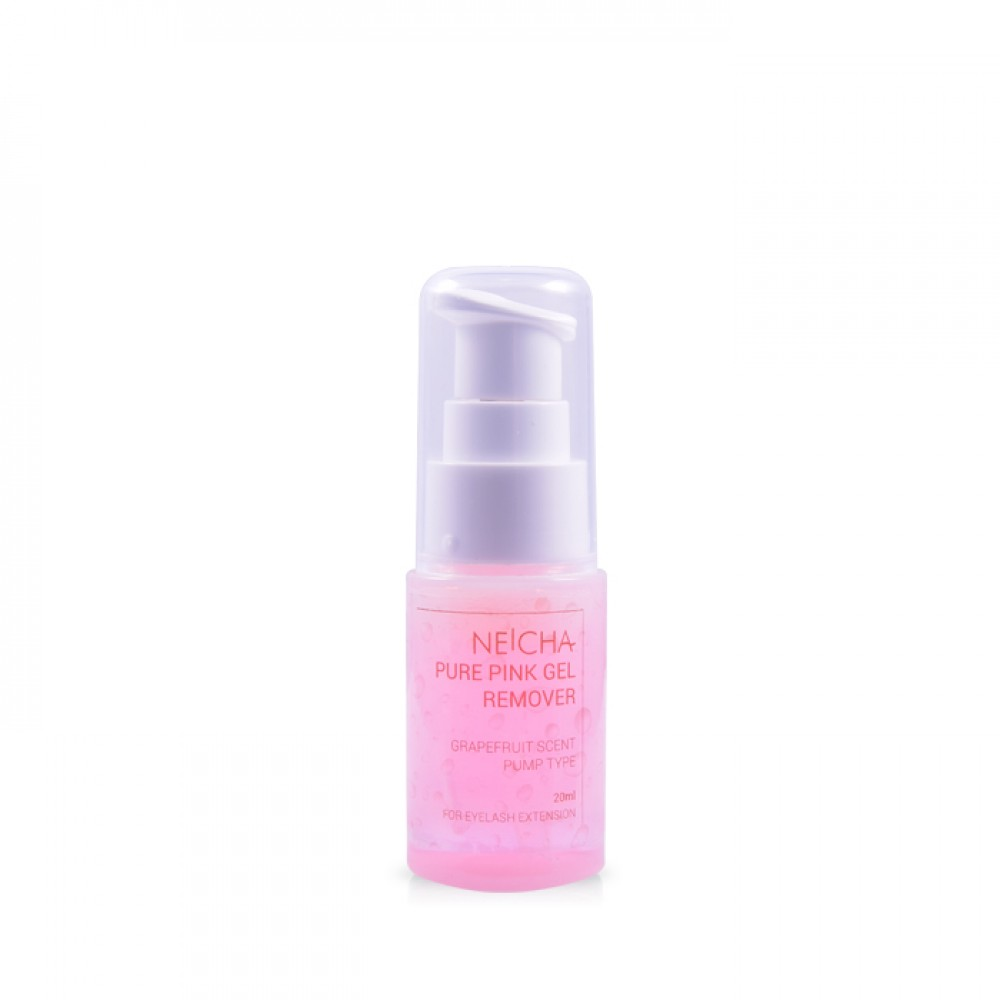 NEICHA REMOVER PINK GEL PUMP TYPE
