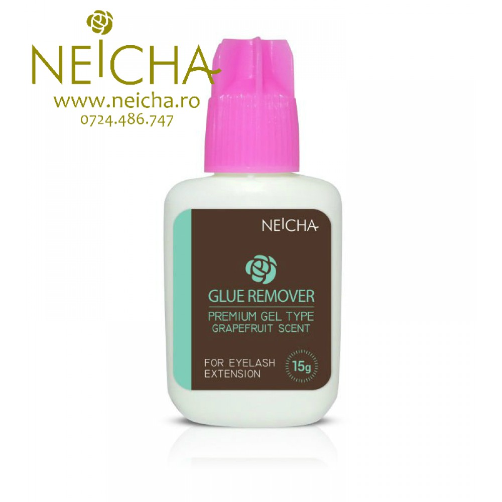 NEICHA GLUE REMOVER GEL TYPE GRAPEFRUITS