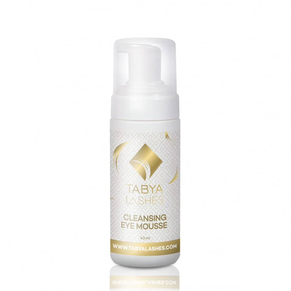 TABYA CLEANSING EYE MOUSSE 40ml