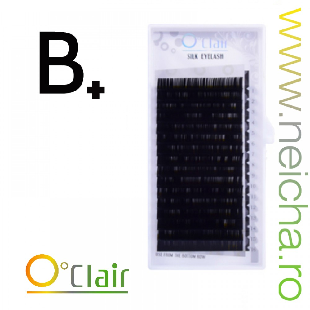 O'CLAIR SILK LASHES B+_0,1