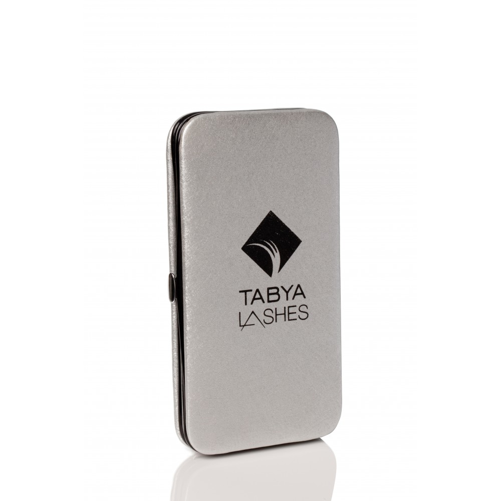TABYA CASE MAGNETIC SATIN (SILVER)