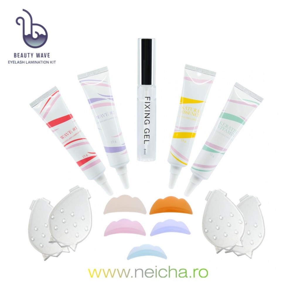 KIT BEAUTY WAVE-LAMINARE GENE