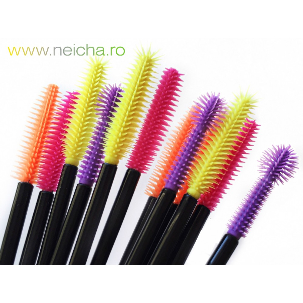NEICHA SILICON DISPOSABLE MASCARA COLOR