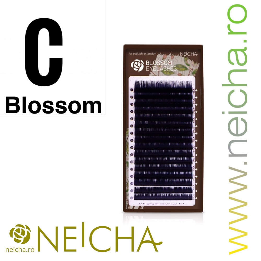 NEICHA BLOSSOM LASHES C 10,11,12,13mm